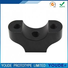 CNC Machining Rapid Prototyping Services Black Anodizing for Industrial Product