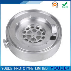Small Order Fast Rapid Prototyping Services Aluminium Part for Machinery Industry