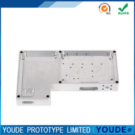 Small Batch CNC Aluminum Rapid Prototyping for Machinery Industry