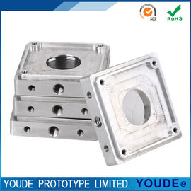 Small Batch Aluminum Rapid Prototyping , Rapid Prototype Parts Aluminum 7075