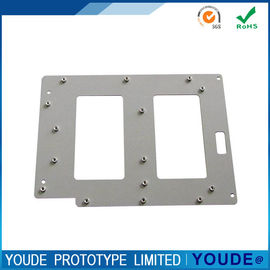 Fast Speed Custom Sheet Metal Fabrication Manufacturing Metal Plate with Rivet